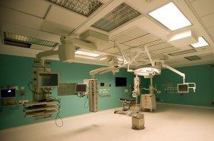 Оборудование в больнице Ассута