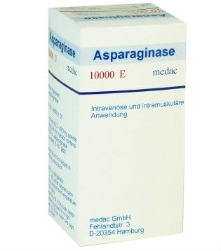 аспарагиназа