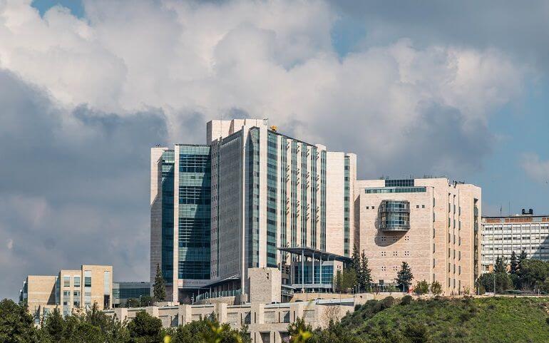 Больница Хадасса Израиль