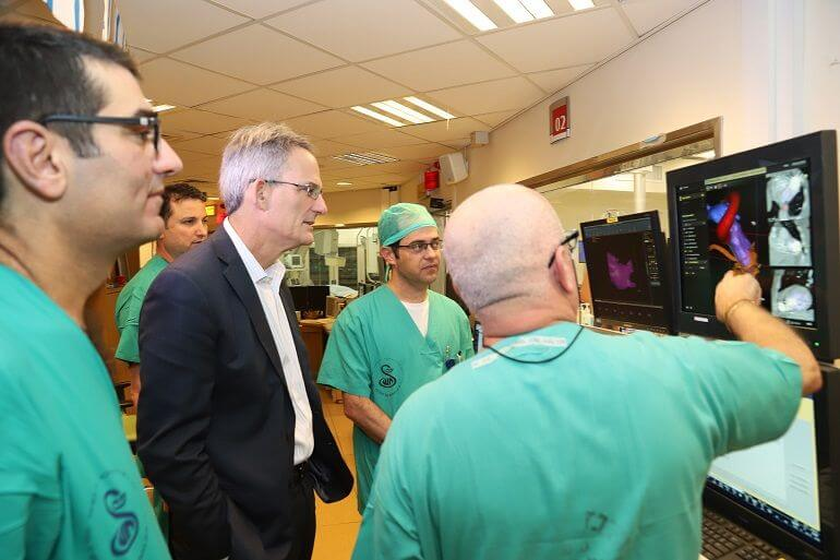 клиника Шиба в Израиле - проведение операции