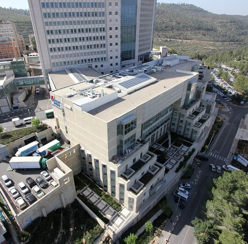 Медицинский центр Хадасса Израиль