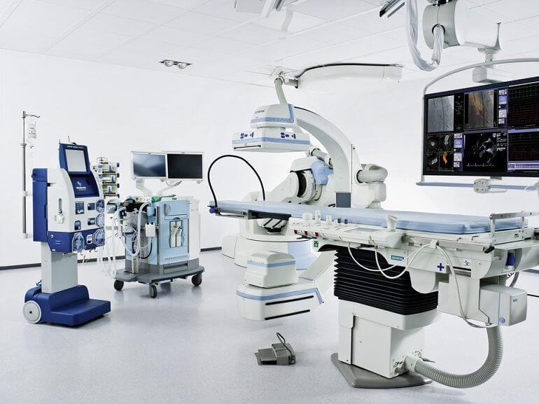 Медицинское оборудование в Ассуте