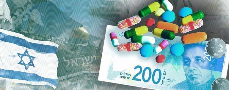 Стоимость лекарств в Израиле