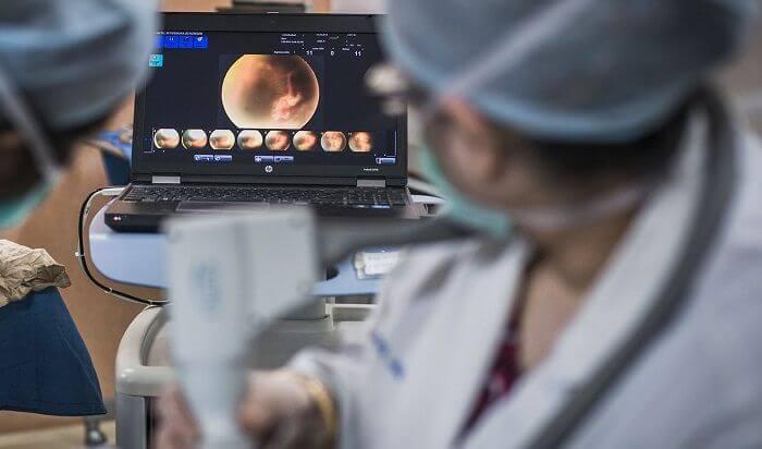 лечение ретинобластомы в Москве