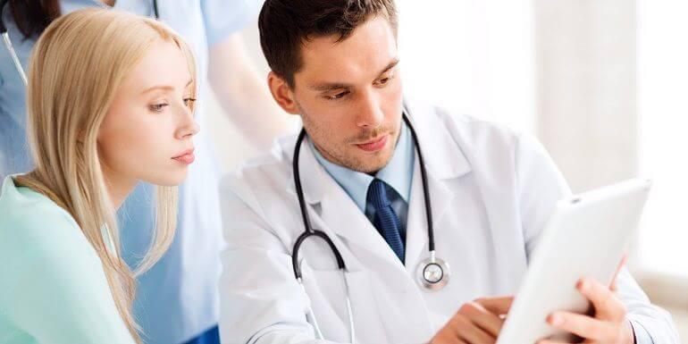 рак яичников признаки