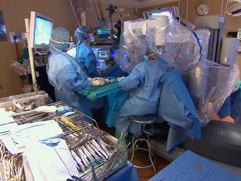 удаление матки больница
