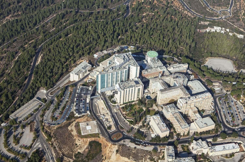 Медицинский комплекс Хадасса