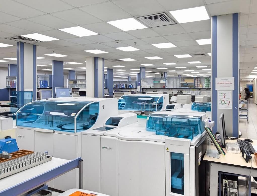 инновации в Итальянском госпитале