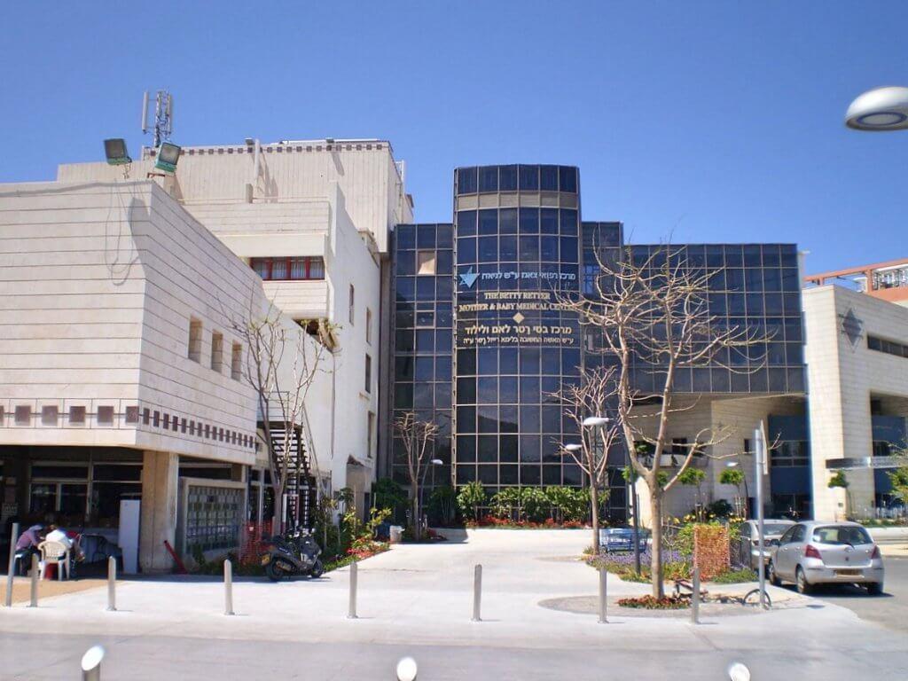 Здание больницы Ланиадо