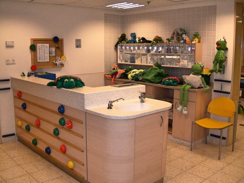 Детская больница Сафра