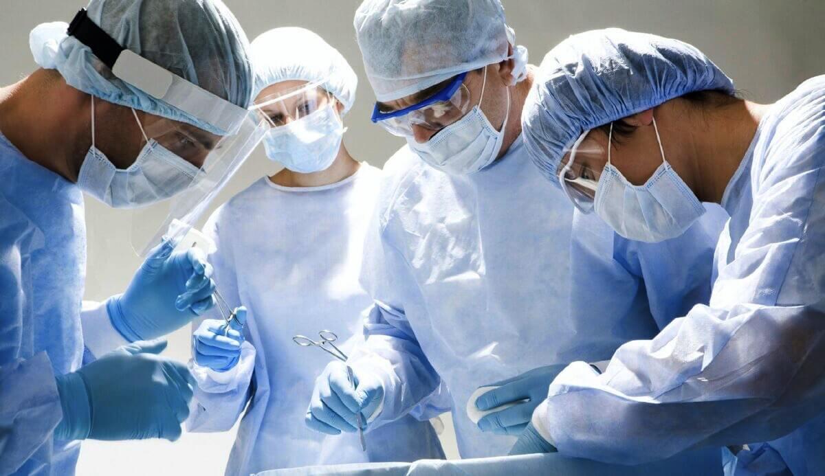 хирургическая операция при лейомисаркоме в Израиле
